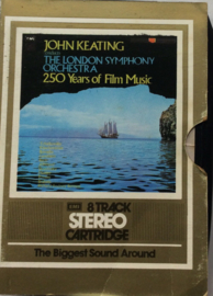 John Keating Conducting The London Symphony Orchestra – 250 Years Of Film Music -  Columbia Q8-TWO 398