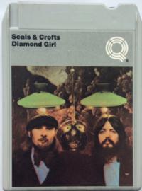 Seals & Crofts - Diamond Girl - WB L9B 2699 QUAD