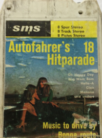 Various Artists Autofahrer's Hitparade / music to Drive By / Bonne route - SMS ASA148