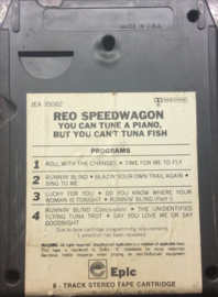 R.E.O Speedwagon - You can tune a piano, but you can't tuna fish - Epic JEA 35082