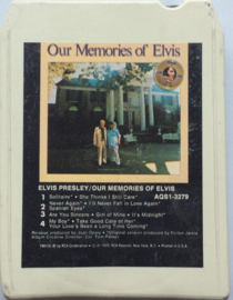 Elvis Presley - Our Memories Of Elvis -  RCA AQS1-3279