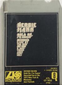 Herbie Mann – Hold On, I'm Comin' Atlantic – QT-1632
