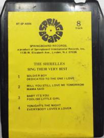The Shirelles - Sings their very best - Springboard 8T-SP-4006