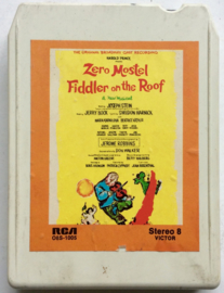 Fiddleron the roof - Original Broadway  cast recording - RCA O8S- 1005