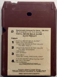 Elvis Presley- You'll never walk alone -  C8S-7012 Camden