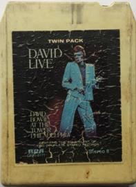 David Bowie - Live - RCA CPS2-0771
