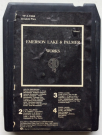 Emerson Lake & Palmer - Works vol 1 - Atlantic TP 2-7000