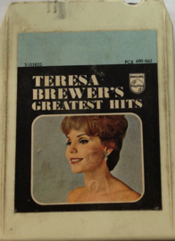 Teresa Brewer & The Milestone Singers - Teresa Brewer's greatest hits - PHILIPS 600-062/ S103820