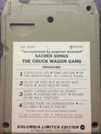 The Chuck Wagon Gang - Sacred Songs - Columbia LEA 10023
