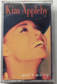 Kim Appleby - Dont Worry - Cassette single - Parlophone  TC-R 6272