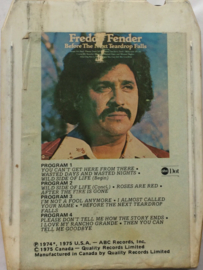 Freddy Fender - Before the next teardrop falls - ABC DOT DOSD8-2020