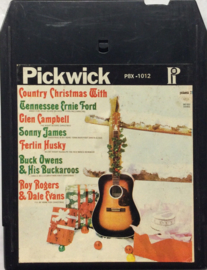 Various Artists - Country Christmas - Pickwick P8X-1012