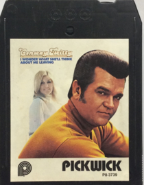 Conway Twitty - I wonder what she'll Thnik about me leaving - P8-3739