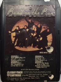 Paul McCartney & Wings - Band on the run - Apple 8XZ 3415