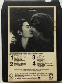 John Lennon & Yoko Ono - Double Fantasy - GEF W8 2001