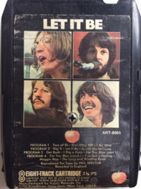 The Beatles - Let it Be - Apple ART 8001