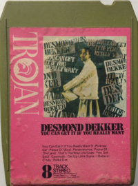 Desmond Dekker - You Can Get It If You Really Want - Trojan Y8TB 146