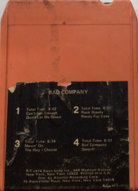 Bad Company – Bad Company -  Swan Song  SWS TP 8410