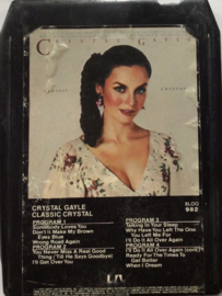Crystal Gayle - Classic Crystal - United Artists 8LOO 982