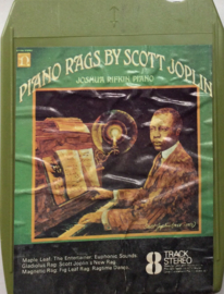 Scott Joplin, Joshua Rifkin – Piano Rags - Nonesuch Y8H 71248