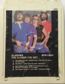 Alabama - The closer you get - AHS1-4663