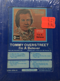 Tommy Overstreet - I'm A Believer - GRT / ABC 8310 2016 H SEALED