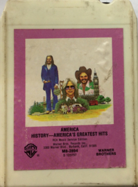 America - History America's greatest hits - WB M8-2894 / S 123757