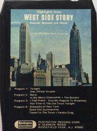 Simonetti Orchestra & Chorus - Highlights From Westside Story - Remonigton 9123