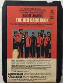 Scott Joplin - The Red Back Book  - Angel Records 8XS-36060