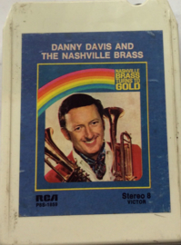 Danny Davis & the Nashville Brass - Nashville Brass turns to gold - RCA P8S-1859