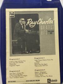 Ray Charles - Greatest Hits Vol II - 8X-SSL 10241