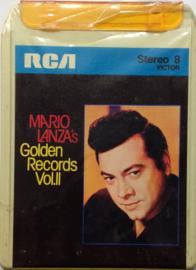 Mario Lanza - Mario Lanza's Golden Records Vol II - RCA P8S-34187  SEALED