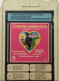 kinderkoor Pippeloentje - 48 Bekende Kinderliedjes - CAPIII 8-CA- 35