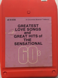 Various Artists - Greatest Love songs and great hits the sensational 60's - Columbia 68 20 0326