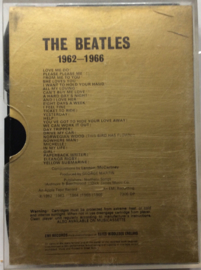 The Beatles - 1962 - 1966 Double play tape EMI 8X2-PCSP- 717