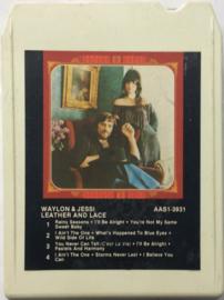 Waylon & Jessi - Leather and Lace - RCA AAS1-3931
