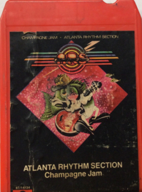 Atlanta Rhythm Section - Champagne Jam - Polydor 8T-1-6134