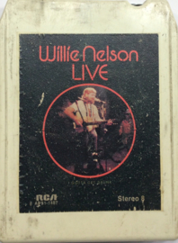 Willie Nelson - WIlly Nelson Live - RCA APS1-1487