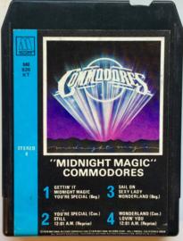 Commodores - Midnight Magic Motwn M8 926 KT
