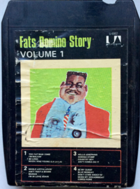 Fats Domino Story  volume 1  - UA - U8902