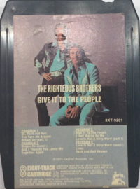 The Righteous Brothers - Give it to the people - Capitol 8XT-9201
