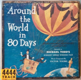 Around The World In 80 Days - Michael Todd / Victor Young -  Belcanto ST20
