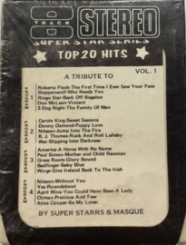 Super Star Series - Top 20 Hits  VOL 1 - SEALED