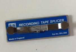 Bib Recording Tape Splicer -
