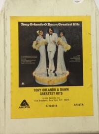 Tony orlando & Dawn - greatest hits - S 124018