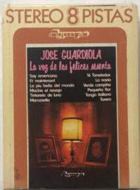 José Guardiola - La Voz De Las Felices Sesenta - Olympia T-391