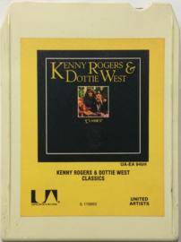 Kenny Rogers & Dottie West - Classics - United Artists UA-EA 946/ S110062