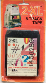 Mego corp. 2-XL - tape - Math & Number games Sealed