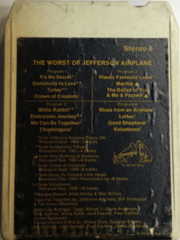 Jefferson Airplane - The worst of Jefferson Airplane - RCA P8S 1653