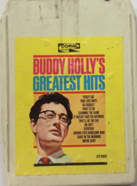 Buddy Holly - Buddy Holly's Greatest Hits - Coral 57492